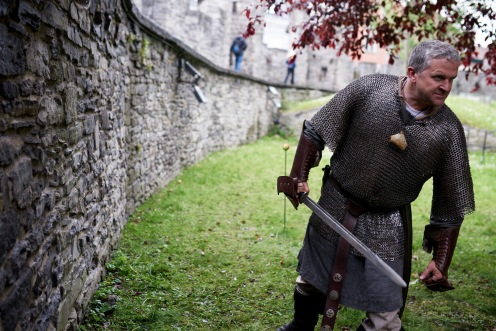 Ridder Wim op zoek naar slachtoffers
