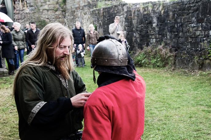 Ridder Glen en Simon